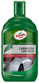 Karnaubský vosk na auto Turtle Wax Carnauba s vylepšenou nano-technológiou o silikóny