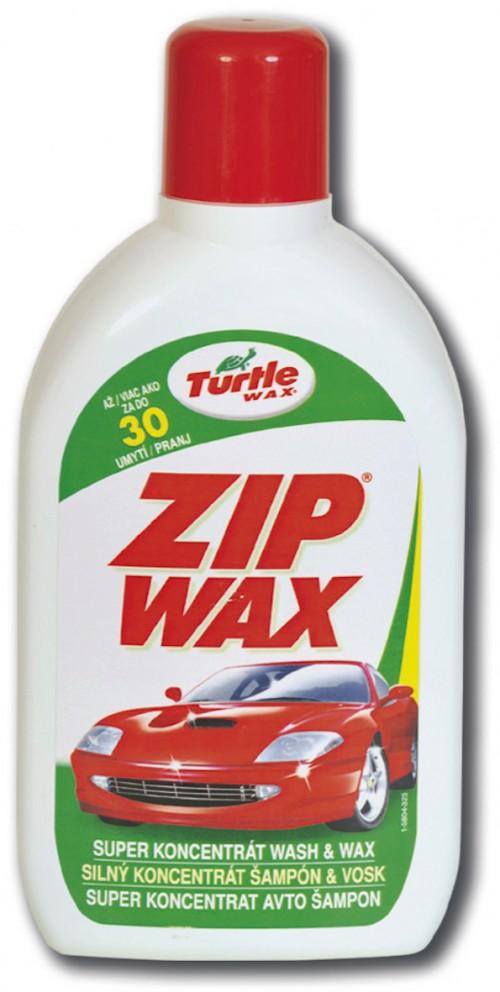 Koncentrovaný autošampón s voskom