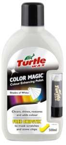 Vysokokvalitný farebný vosk na auto s korekčnou tyčinkou Turtle Wax