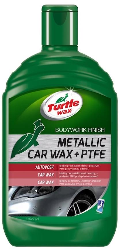 Tekutý vosk na auto Turtle Wax