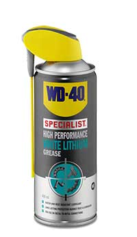 WD-40 Specialist White Lithium